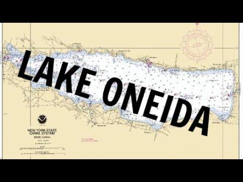 Fishing Lake Oneida