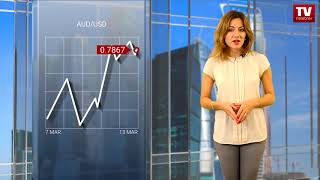 InstaForex tv news: JPY gives in to USD but AUD resists  (13.03.2018)