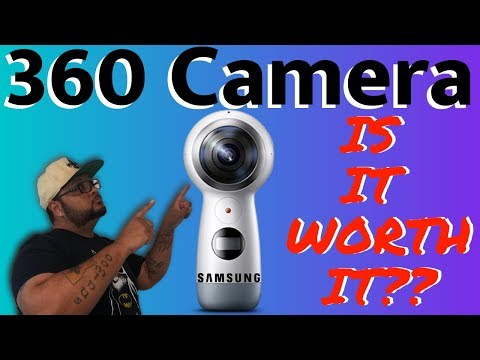 Samsung Gear 360 Camera. Do you think it's worth it?