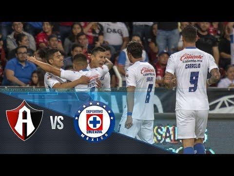 Resumen | Atlas 0-2 Cruz Azul, Liga MX Clausura 2019