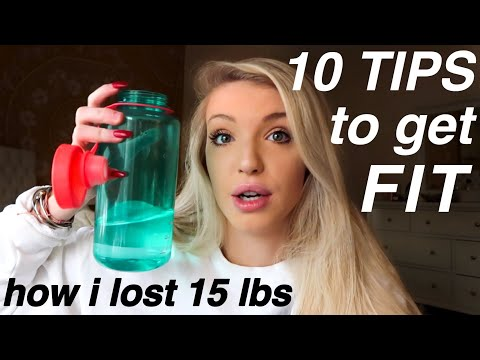 10 TIPS to get FIT if your lazy asf in 2020