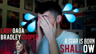 Baixar LADY GAGA, BRADLEY COOPER - SHALLOW | A STAR IS BORN | VIDEO REACTION / REACCIÓN | MR.GEORGE