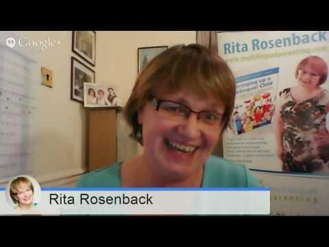"""Meet Rita Rosenback, Author of """"Bringing up a Bilingual Child"""""""