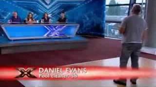 X Factor - Daniel Evans