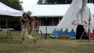 Lakota Sioux War Dance