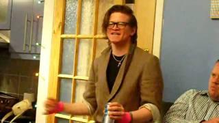 George Sharpe - Michael Jackson chair dancing