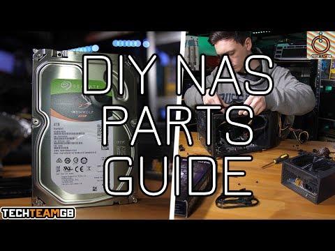 DIY NAS Parts Guide