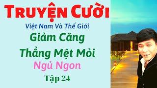 Truyện Cười Việt Nam Và Thế Giới Chọn Lọc P24 - Chạy xe trên đường đê.