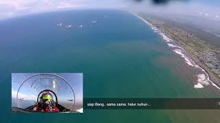 Download Letkol Pnb HM Kisha Razor - Jupiter Aerobatic Team leader farewell flight