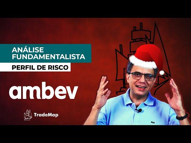 Perfil de Risco || AMBEV (ABEV3) || Prof Giácomo Diniz