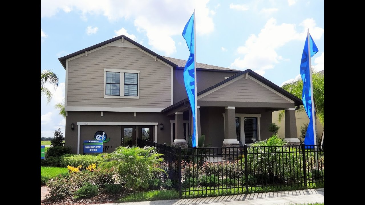 winter garden new homes summerlake by lennar homes peabody