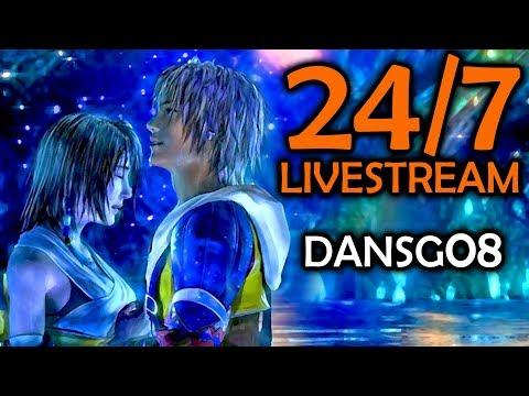 24/7 Stream - Final Fantasy X Marathon - 100% Walkthrough By Dansg08 - Check Description!