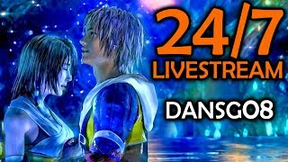 24/7 Stream - Final Fantasy X / X-2 Marathon - 100% Walkthrough By Dansg08 - Check Description!