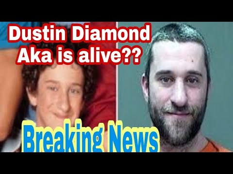 'Saved By The Bell's' Dustin Diamond is not dead despite reports