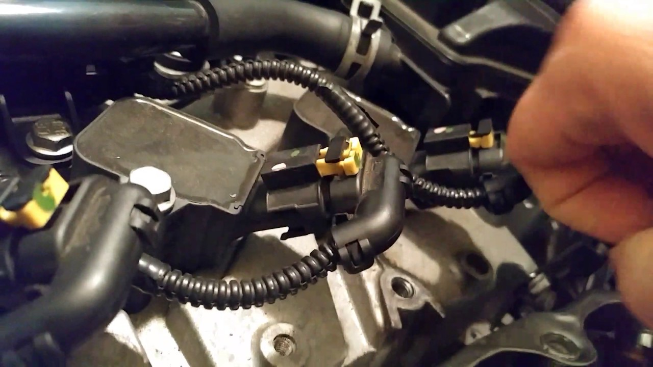 Coil pack harness removal for dummies - YouTube Coil Pack Wire Harness Ej Setup on