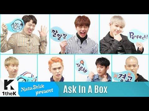 (Озвучка) BTOB - Ask In A Box (MOVIE)