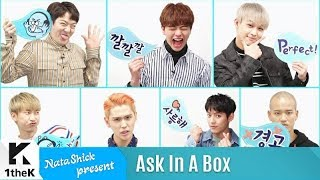 (Озвучка) BTOB - Ask in A Box (MOVIE)