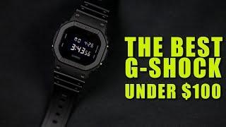 WHY CASIO DW-5600BB-1 IS THE BEST G-SHOCK UNDER $100 ?