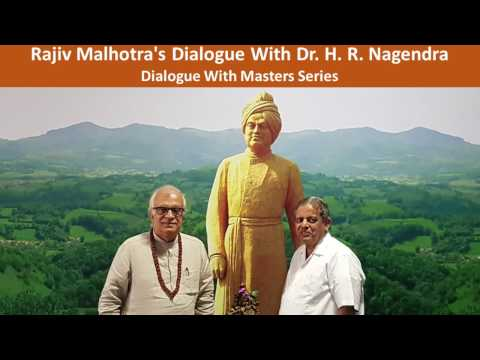 Dialogue with Dr. HR Nagendra, President VYASA, Bangalore