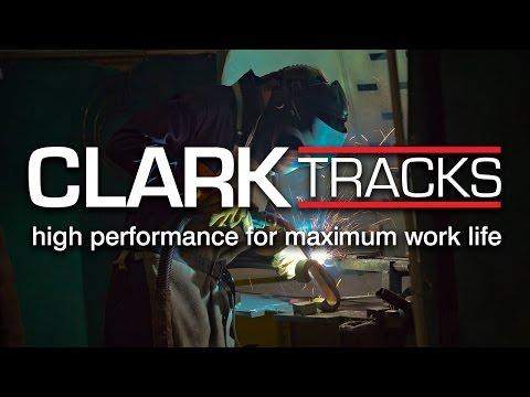 Clark Tracks Ltd - Forest Machine Tracks. Boggiband. Bogiebändern