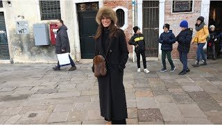 как одеваются в ВЕНЕЦИИ местные модники и модные туристы стрит стайл со всего мира