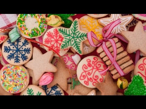 Top 10 Best Christmas Cookies Recipes