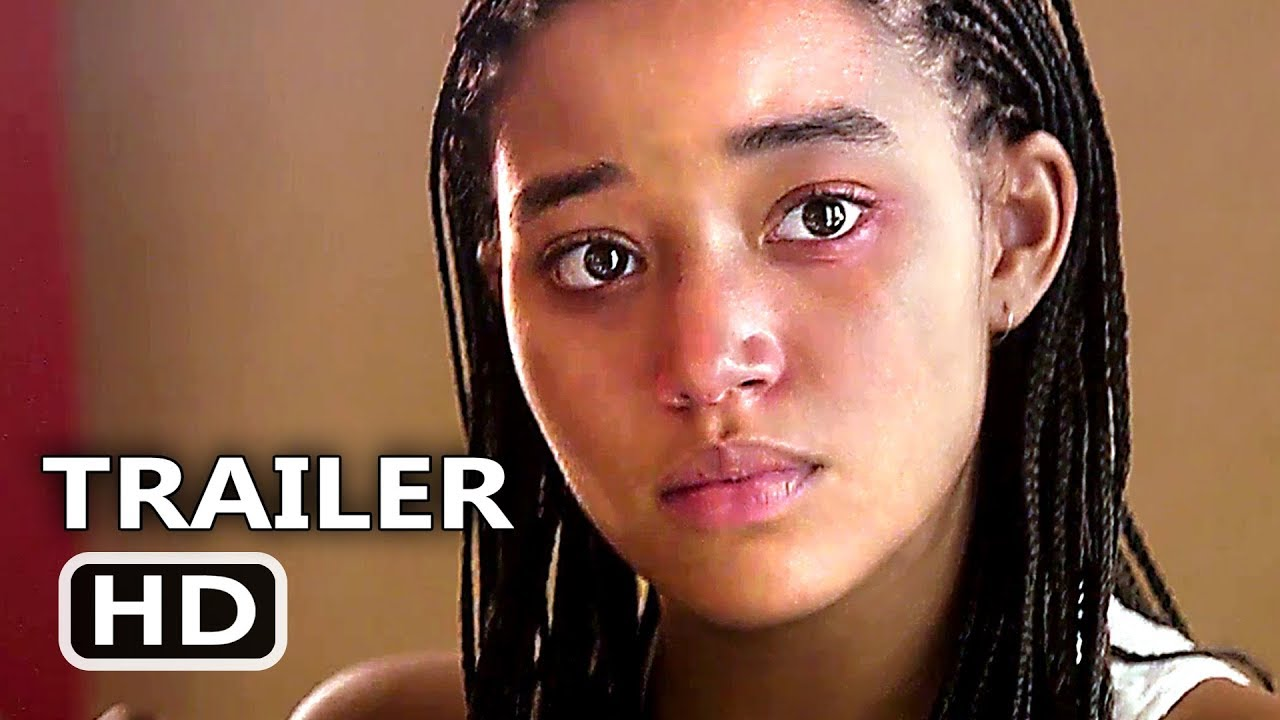 THE HATE U GIVE Official Trailer # 2 (NEW, 2018) Amandla ...