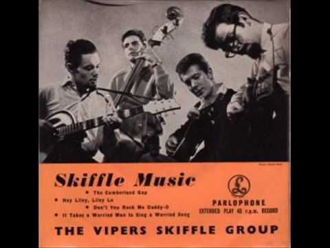 The Vipers Skiffle Group - Don`t You Rock Me Daddy-O ( 1957 )