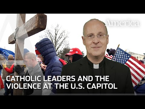 How Catholic leaders helped give rise to violence at the U.S. Capitol
