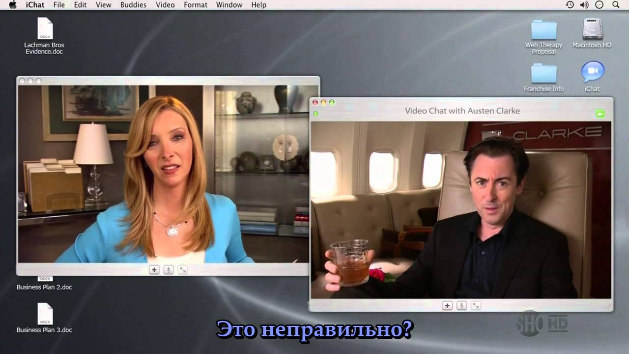 Download Web Therapy Веб-терапия S01E10 sub русские субтитры