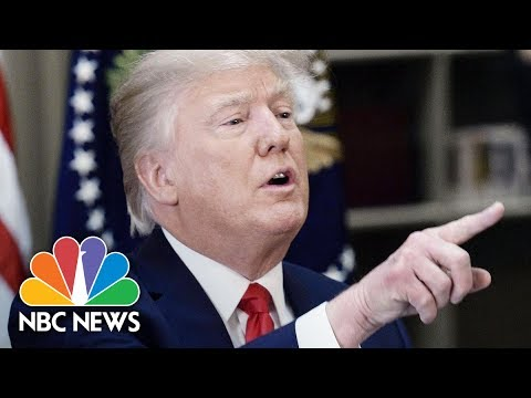 President Donald Trump Delivers Remarks on Law Enforcement | NBC News