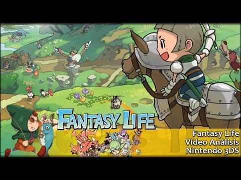 Fantasy Life   Análisis español GameProTV