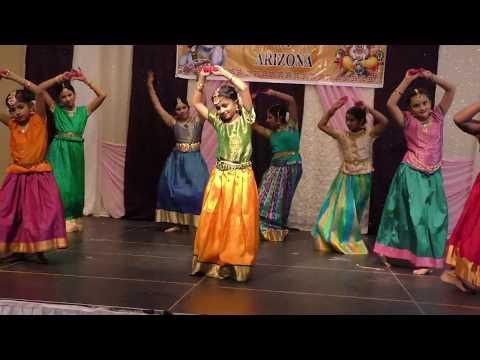 KHA Vishu Celebration 2018 Semi Classical Dance - Kanna Nee