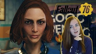 WORTH THE HYPE? | Fallout 76 Beta Gameplay & Character Customization
