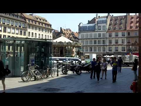 City Centre, Strasbourg, France