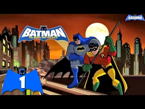 Batman Brave & the Bold (Wii) Part 1 | Doovi
