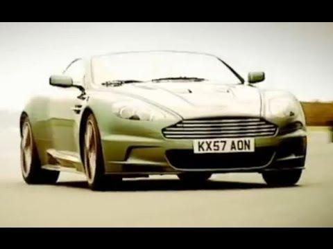Aston Martin DBS Review - Top Gear - BBC