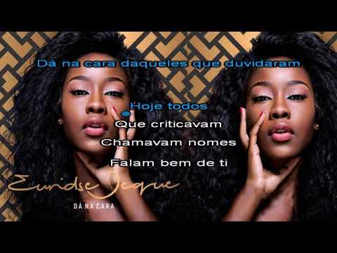 Euridse Jeque -Dá Na Cara ( Lirico Video 2018)