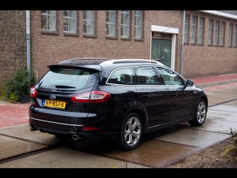 ford mondeo wagon review youtube. Black Bedroom Furniture Sets. Home Design Ideas