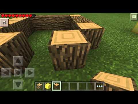 Обзор мода для Minecraft pe 0.11.1 (Переносим постройки!)