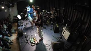 2017.03.26 中目黒TRY <波乗りジョニーズ> Vo. ますくわ Gt. れーちゃ...