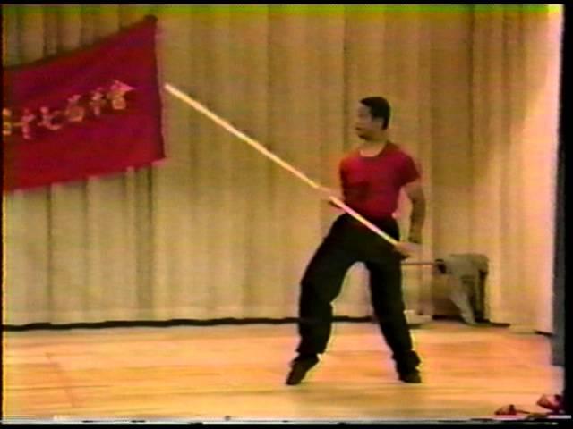 Ving Tsun Kung Fu - 6-1/2 point staff