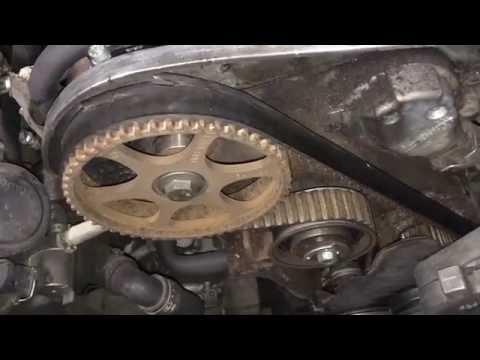VW Passat 1.8T Timing Belt Inspection - DIY Tip