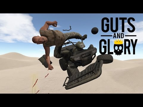 THIS GAME IS BRUTAL LOL - Guts And Glory |