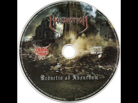 Malediction - Reductio ad Absurdum [Full Album]