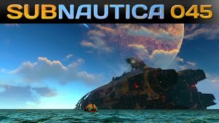 SUBNAUTICA [045] [Der Code - Zurück auf der Aurora] [Let's Play Gameplay Deutsch German] thumbnail