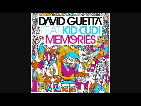 David Guetta Featuring Kid Cudi  - Memories (Extended Mix)