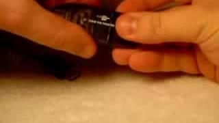 Čtečka paměťových karet SD/MMC