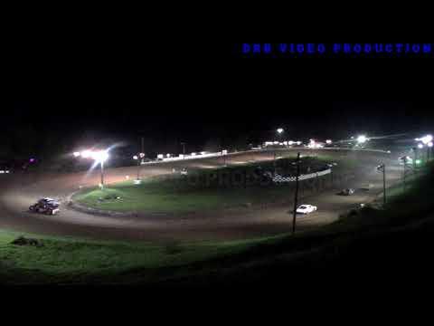 Hidden Valley Speedway Pure Stock Heat 2 of 2 7/6/19