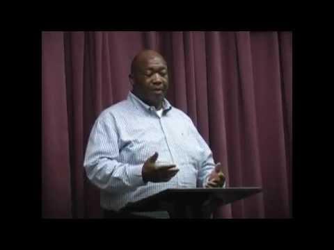 GUMC/Cvillage-Lecture Series-Dr. Flint Fowler